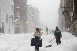 Жінка прожила в кучугурі снігу чотири дні