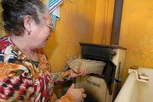 Українці міняють газове опалення на печі