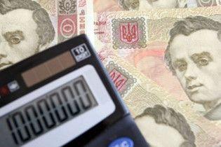 Дефіцит держбюджету склав 11,4 млрд грн