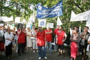 В Польщі страйкують медики