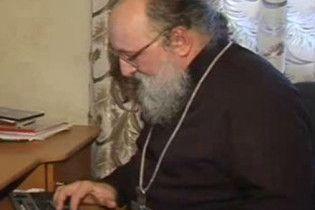 Священик із Луганщини несе слово Боже через Інтернет (відео)