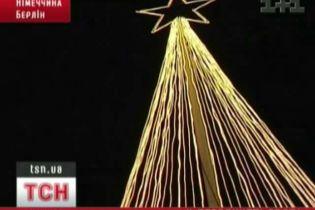 У Берліні відкрились різдвяні базари (відео)