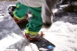 У Києві показали сноуборд-ролики (відео, оновлено)