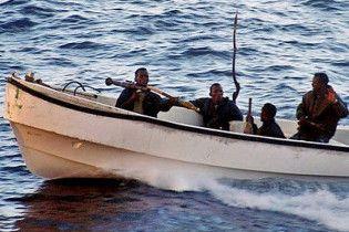 Військові відпустили полонених піратів