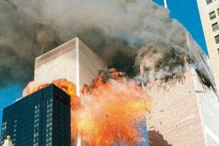 Раніше невідомий відеозапис терактів 11 вересня опублікований в Інтернеті