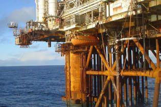 Ціни на нафту впали
