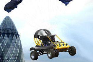 Наступного року з'являться літаючі автівки