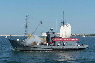 СМИ Грузии: Россия потопила грузинские корабли (видео)
