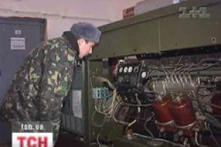 Українська армія може залишитися без світла