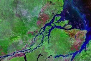 """Підземна течія під Амазонкою виявилася не """"річкою"""" через повільність"""