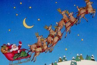 Дослідження: олені Санта Клауса все ж таки самки