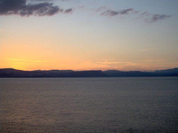 Озеро Кінерет