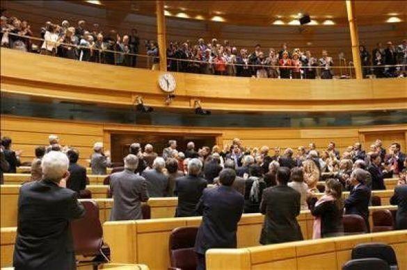 Іспанський парламент (Фото: www.andaluciajunta.es)