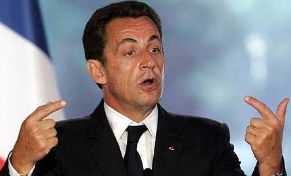 Ніколя Саркозі (Фото: www.tagesanzeiger.ch)