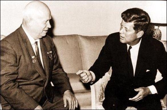 Хрущов і Кенеді