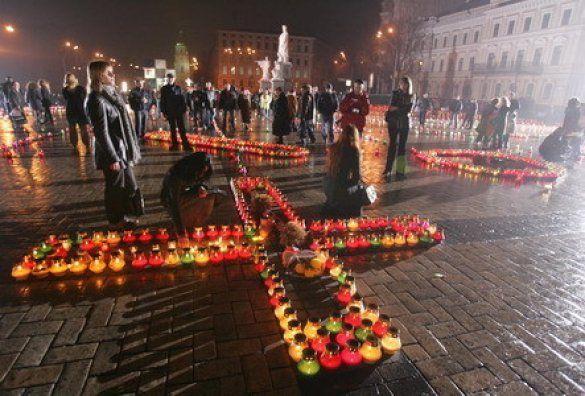 """Запали свічку!"" (Фото: ukrmuseum.org.ua)"