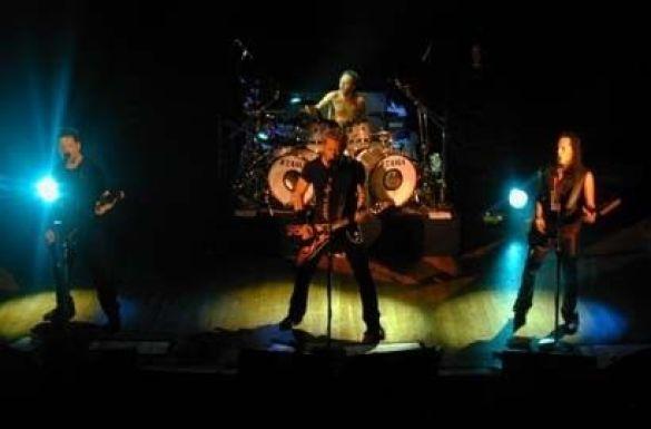 Гурт Metallica (Фото: www.metallica.com)