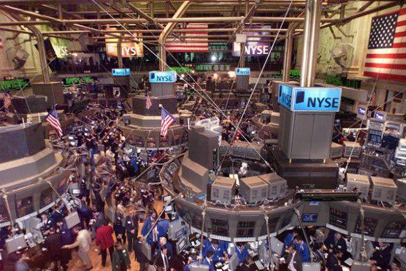 Нью-йоркська фондова біржа (NYSE) (Фото: icf.som.yale.edu)