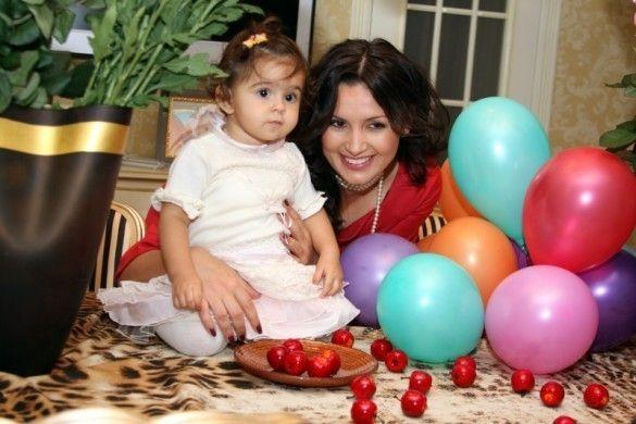 Галіна, донька, день народження