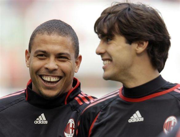 Роналдо і Кака