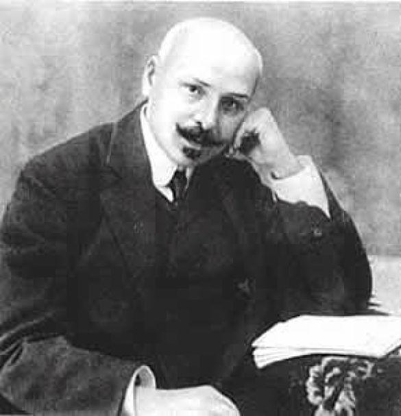 Михайло Коцюбинський (Фото: www.abc-people.com)