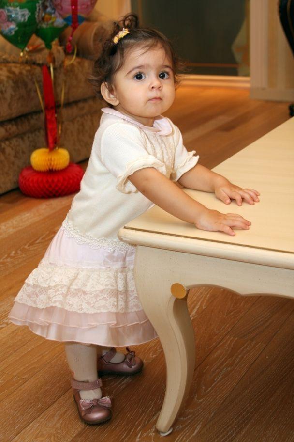 Галліна відзначила день народження доньки