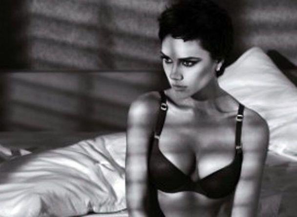 Вікторія Бекхем зменшила груди