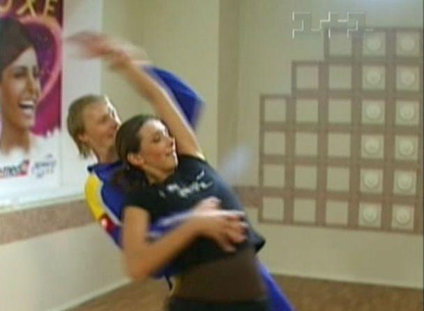 Футболіст Гусін танцюватиме для тебе