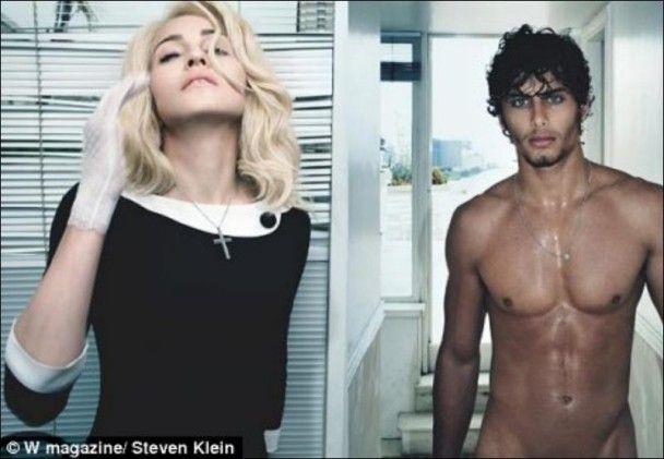 Ісус Лус покинув Мадонну через різницю у віці