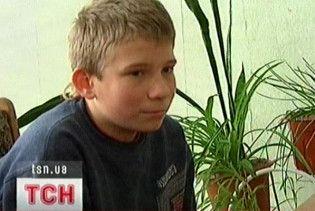 Кіровоградського сироту усією школою рятують від притулку