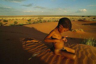 Генетики довели, що перші люди з'явилися не на сході, а на півдні Африки