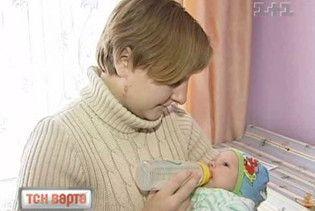 Україна стала лідером в Європі з кількості дитячих абортів та неповнолітніх матерів