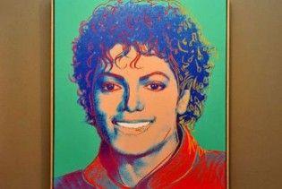 Портрет Джексона роботи Уорхола продадуть на аукціоні