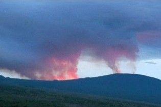 В Африці почав вивергатися найактивніший вулкан