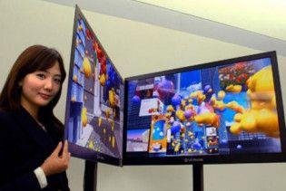 LG побила рекорд тонкощі. Нова РК-панель компанії має товщину менш 3 мм