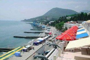 У Криму відкрився курортний сезон