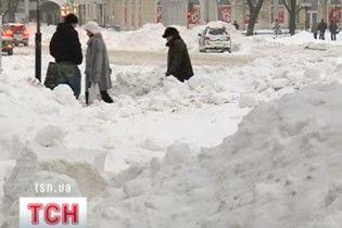В Україну повернуться морози до мінус 15 градусів