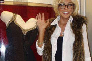 Маша Маліновська купила сукню Монро за 3 мільйони