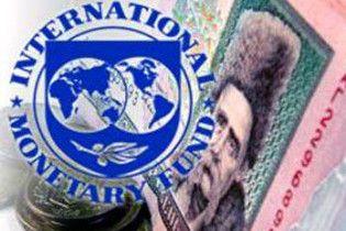 МВФ назвав три умови виділення кредиту Україні