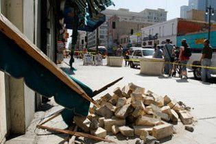 У Каліфорнії стався сильний землетрус: є поранені
