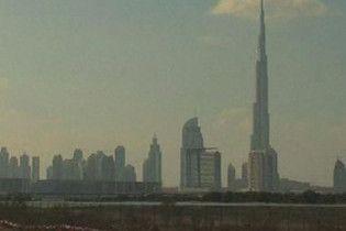 У Дубаї закінчили будівництво найбільшої будівлі на планеті