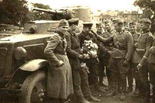 17 вересня – 70-та річниця приєднання Західної України до Радянського Союзу