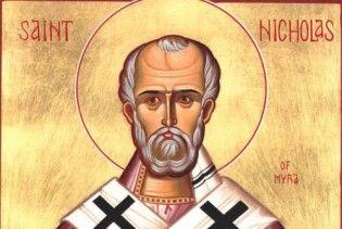 Православні та греко-католики відзначають день Святого Миколая