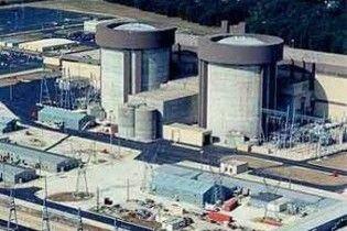 Витік радіації на АЕС у США не загрожує прилеглій території