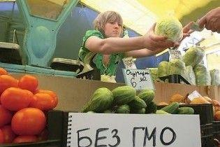Депутати відмовилися інформувати українців про наявність у харчових продуктах ГМО