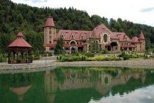 Президентську резиденцію в Карпатах перетворено на національний парк