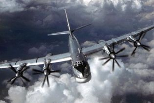 ВПС Канади підняли винищувачі через російських бомбардувальників