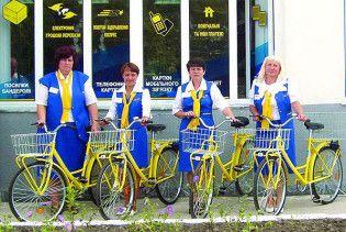 """Чиновники """"Укрпошти"""" купили 17 тиcяч велосипедів, переплативши 2 млн грн"""