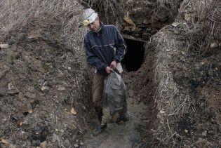 """Закриття """"копанок"""" повернуло на шахти Луганщини близько 7 тисяч гірників"""