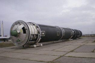 """Росія провела пуск найпотужнішої балістичної ракети """"Сатана"""""""